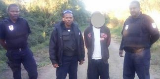 Man abducted by gang, rescued. Photo : Arrive Alive