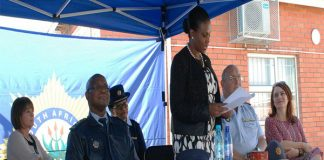 Privately funded facility for family, child and sexual offences. Photo : SAPS