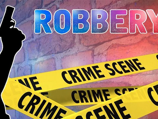 High speed chase, air wing support, four arrested for business robbery