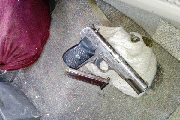 Suspects arrested for armed robbery, Qokolweni Photo : SAPS
