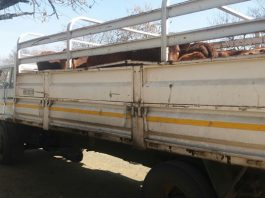 Four arrested for stock theft. Photo : SAPS