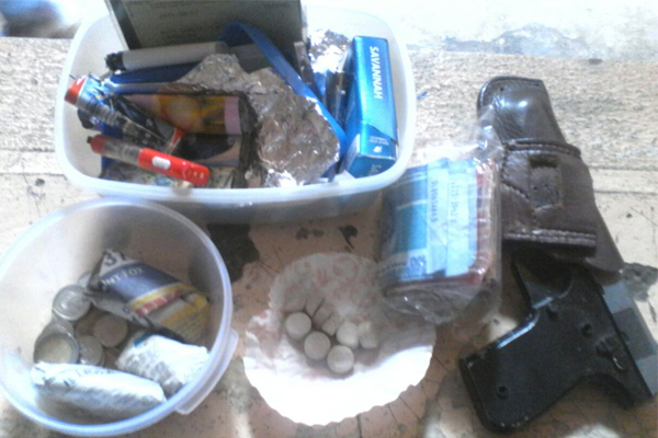 Two women arrested with drugs, stolen goods, Cambridge Photo : SAPS