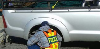 119 suspects arrested in Uitenhage operation Photo : SAPS