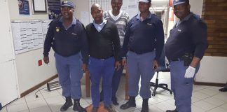 Possession of ivory, two suspects arrested. Photo: SAPS