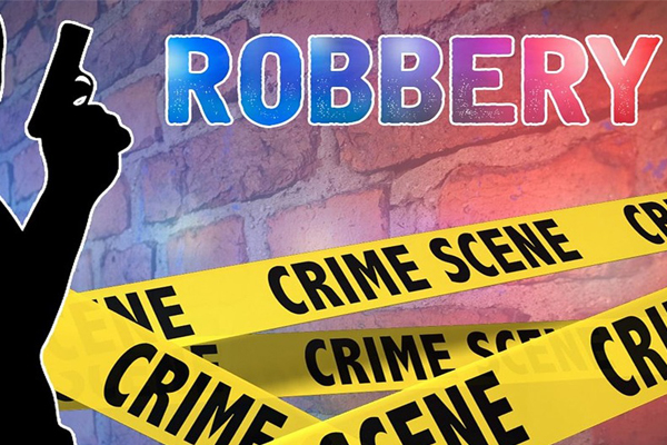 Robber dead and one injured in police shootout