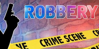 Eight armed robbers stopped in their tracks