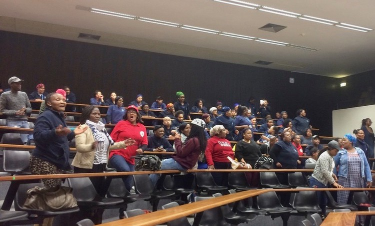 Uct And Five Unions Reach Agreement South Africa Today