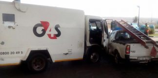 Four wounded in Cash-In-Transit robbery, Dobsonville. Photo: SAPS