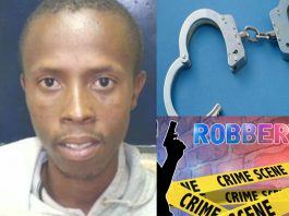 Suspect wanted for escaping from lawful custody, Siyabuswa. Photo: SAPS