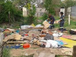 5 and 6 year old girls abducted, stabbed and raped, man arrested. Photo: SAPS