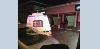 Armed robbery at Nedbank in Tongaat