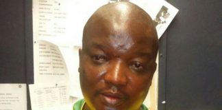 Suspect wanted for serious violent crimes arrested. photo: SAPS