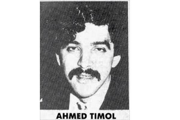 Ahmed Timol Was Murdered South Africa Today