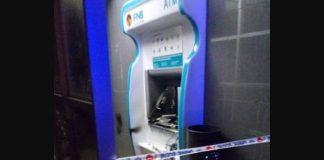 Police launch manhunt for ATM blast suspects, Letsitele. Photo: SAPS