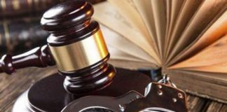 Duo in court for money laundering and racketeering