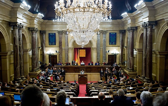 spanish government Spanish government spanish government rejects torra's ultimatum: self-government and not referendum investigation spanish government to spend more than half a million euros to defend.
