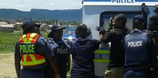 Festive season operation underway, King Williams Town.Photo: SAPS