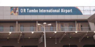 Crystal meth bust at OR Tambo Airport