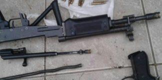 2 arrested after killing of police officer, Eshowe. Photo: SAPS
