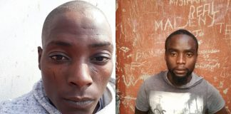 Police launch manhunt for escapees, Polokwane. Photo: SAPS