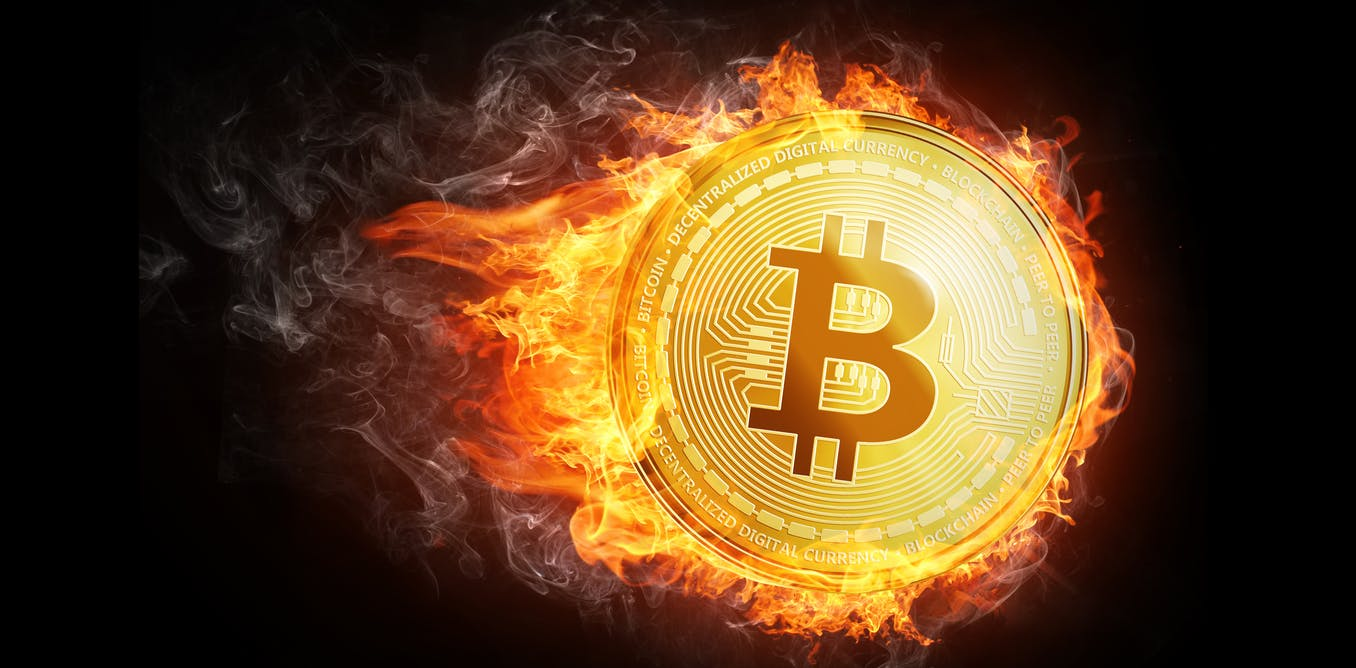 Bitcoin is a highly speculative investment. Why caution is required