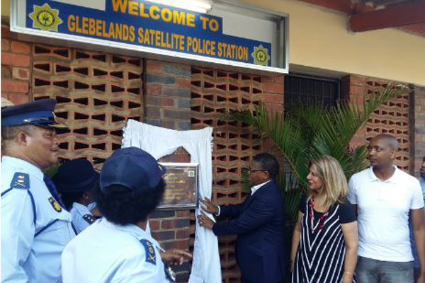 Ongoing violence necessitates Glebelands Hostel satellite police station. Photo: SAPS