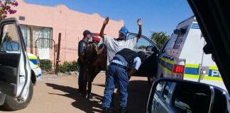 SAPS and Kakamas CPF clamp down on crime. Photo: SAPS