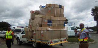 Clamp down on drugs, stolen goods, Mdantsane. Photo: SAPS