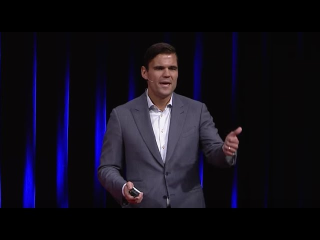 Blockchain is eating Wall Street – Alex Tapscott – TEDxSanFrancisco