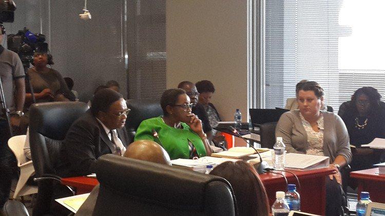 Dlamini blames Magwaza at SASSA hearing   South Africa Today