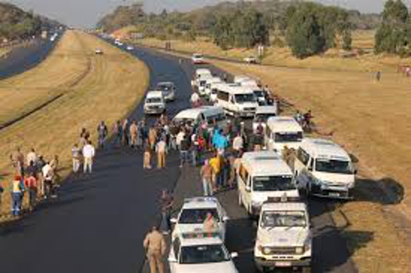 Kwazulu Natal Towns Disrupted By Taxi Violence South