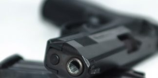 Former police Captain arrested for theft of a state firearm