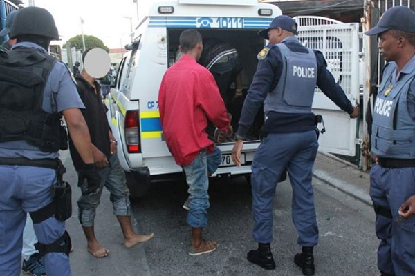 Early morning raid nets wanted suspects, Hanover Park | South Africa Today