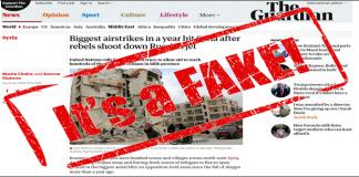 How British Media Publish Hoaxes on Syria