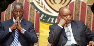 Arms scandal, two French presidents linked to Zuma and Mbeki. Photo: Die Vryburger