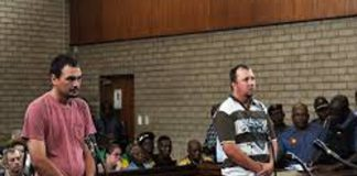 'Coffin case', court grants leave to appeal , Bloemfontein. Photo: Die Vryburger