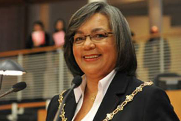 D-day for De Lille, Cape Town. Photo: Die Vryburger