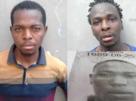 Manhunt for three violent dangerous escapees, Tubatse. Photo: SAPS