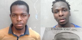 Manhunt for three violent dangerous escapees, Tubatse. Photo: SAPS