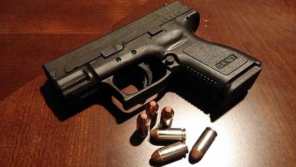 Brazen gang of 11 armed robbers storm Phoenix business