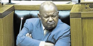 Zuma's thieves now replaced with Ramaphosa's thieves - Lekota. Photo: Front Nasionaal SA
