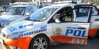 Another metro police officer shot dead, Booysens. Photo: Die Vryburger