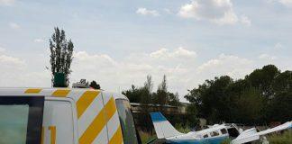 5 injured in plane crash east of Pretoria. Photo: Arrive Alive