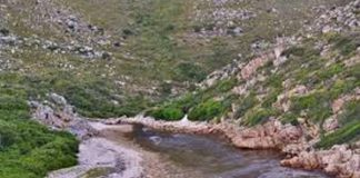 'Cape farmers to the rescue', release water from private dams. Photo: Die Vryburger