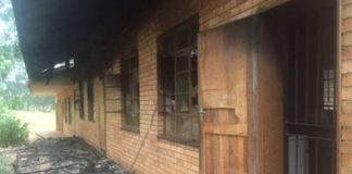 Overvaal protests, but destroy 30 of your own schools?Photo: Die Vryburger
