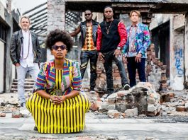 Afro-fusion band Freshlyground will be back in Port Elizabeth for the first time in six years when they perform at the Valley Concert at Hopewell on March 11. Photo: Jonx Pillemer