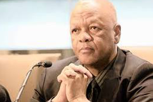 Radebe gets a 'blood nose' in court. Photo: Die Vryburger