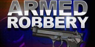 Five armed robbers hit hair salon, Vincent, EC