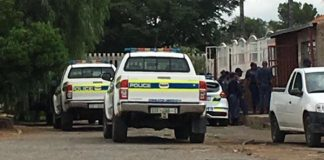 Crime prevention operation underway ahead of easter, Kimberley. Photo: SAPS