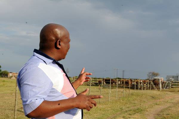Malema's farms, proceeds of fraud and corruption. Photo: Front Nasionaal SA